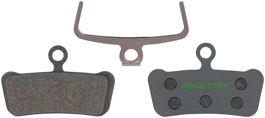 Kool-Stop Disc Brake Pads for Avid/SRAM - eBike Compound, Fits Avid XO Trail/Elixir 9/7 Trail, SRAM Guide