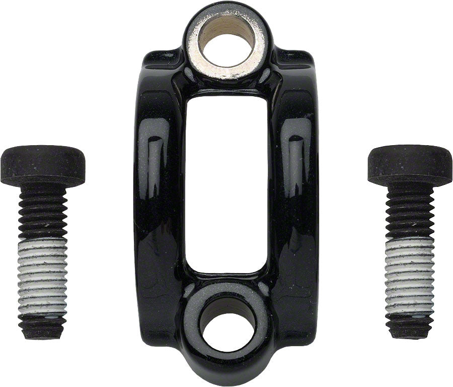 Avid/SRAM Hydraulic Lever Clamp Kit, Fits SRAM Level T, Avid Elixir 5/3, DB3, Juicy, Onyx Finish