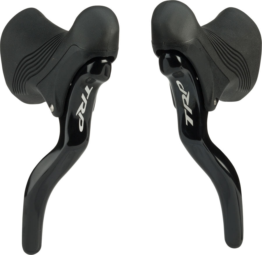 TRP RRL Brake Lever Set Aluminum Black Alloy Pair Left Right