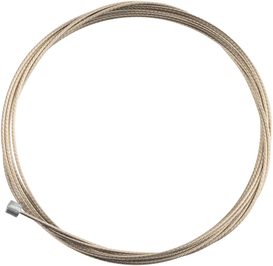 SRAM SlickWire Shift Cable - 1.1mm, 2300mm Length, Silver MPN: 00.7118.007.000 UPC: 710845855276 Derailleur Cable SlickWire Shift Cable