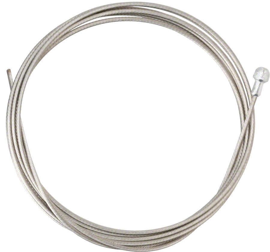 Shimano Stainless Road Brake Cable 1.6 x 2050mm MPN: Y80098330 UPC: 689228603059 Brake Cable Stainless