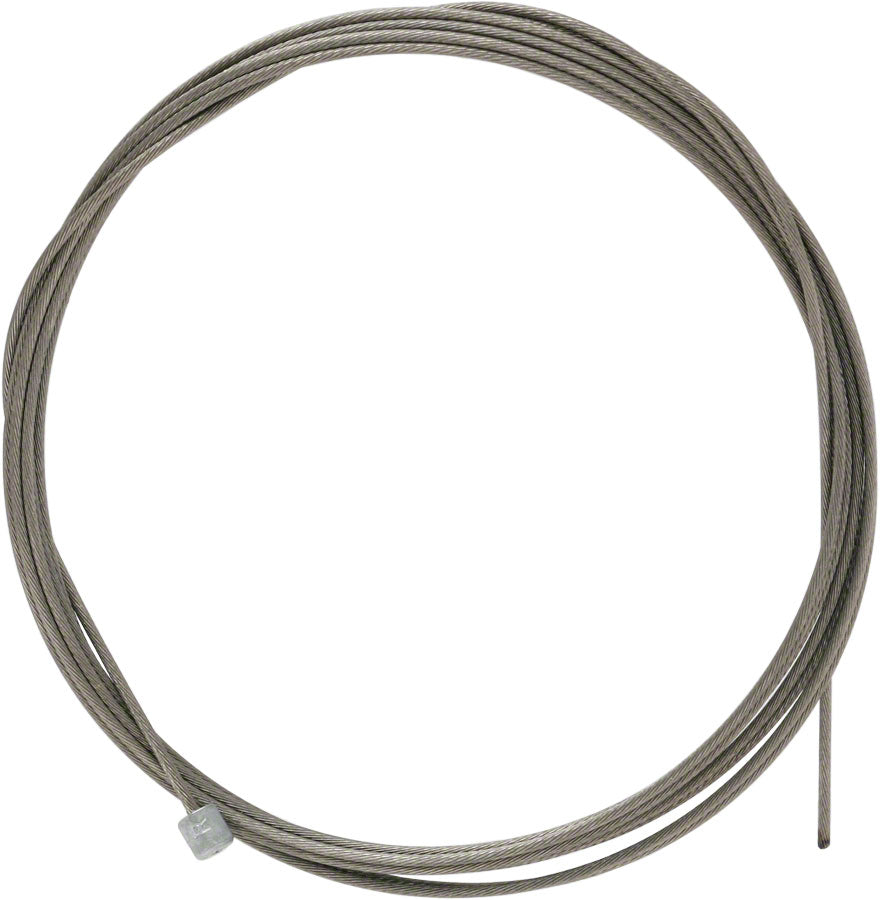Shimano Stainless Derailleur Cable 1.2 x 2100mm MPN: Y60098911 UPC: 689228603028 Derailleur Cable Stainless