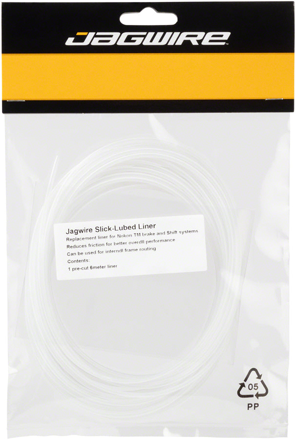 Jagwire Slick-Luber Liner Kit for Nokon Systems 6000mm