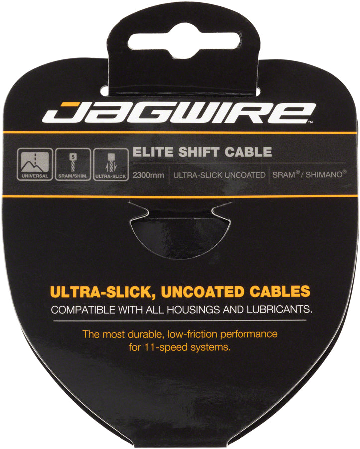 Jagwire Elite Ultra-Slick Derailleur Cable Stainless 1.1x2300mm SRAM/Shimano