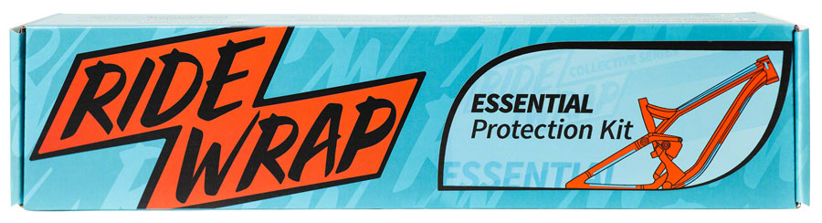 RideWrap Essential MTB Frame Protection Kit - Gloss