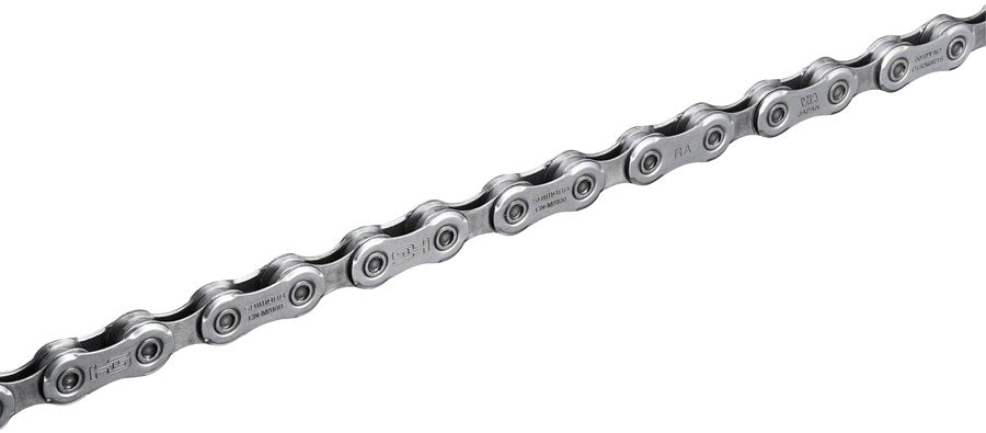 Shimano XT CN-M8100 Chain - 12-Speed, 126 Links, Silver