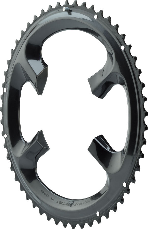 Shimano Dura-Ace R9100 53t 110mm 11-Speed Chainring for 39/53t