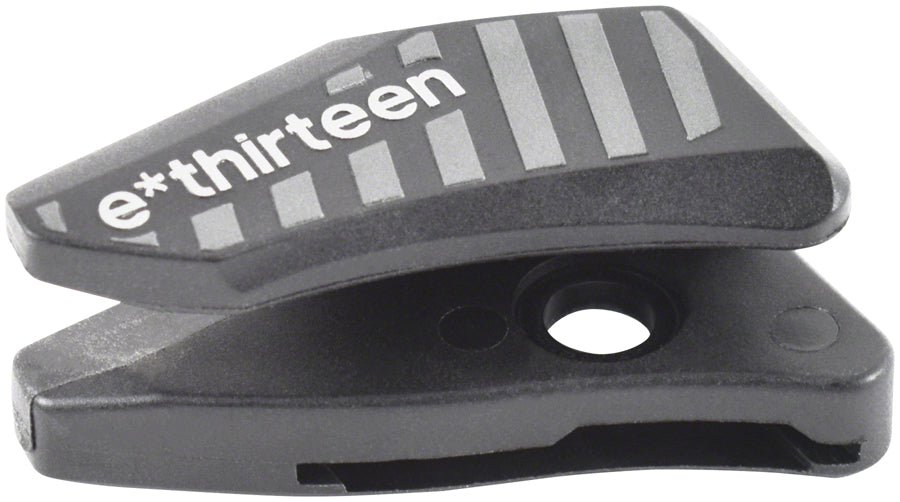 e*thirteen by The Hive Compact Upper Slider, Black