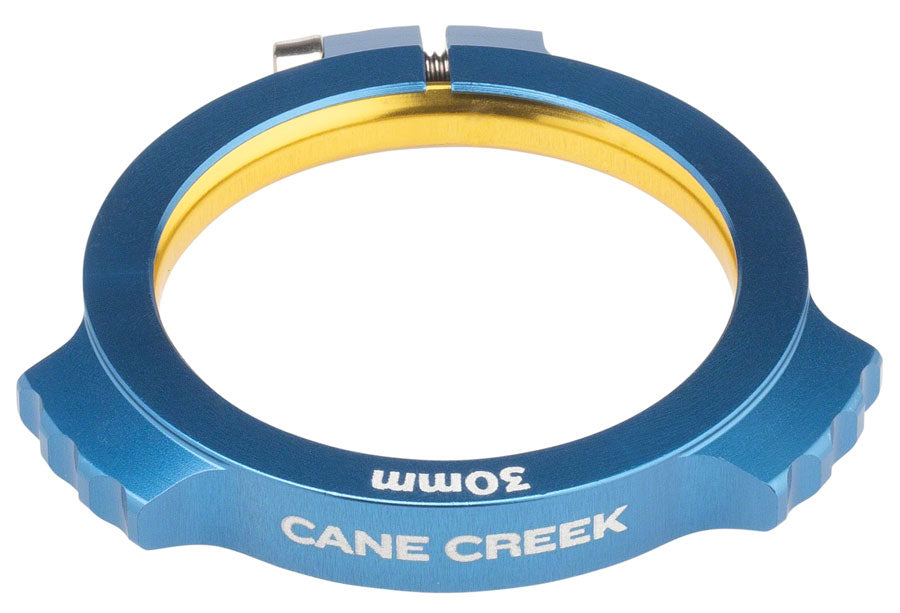 Cane Creek eeWings Crank Preloader - Fits 30mm Spindles, Blue