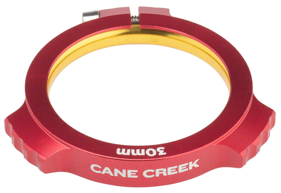 Cane Creek eeWings Crank Preloader - Fits 30mm Spindles, Red