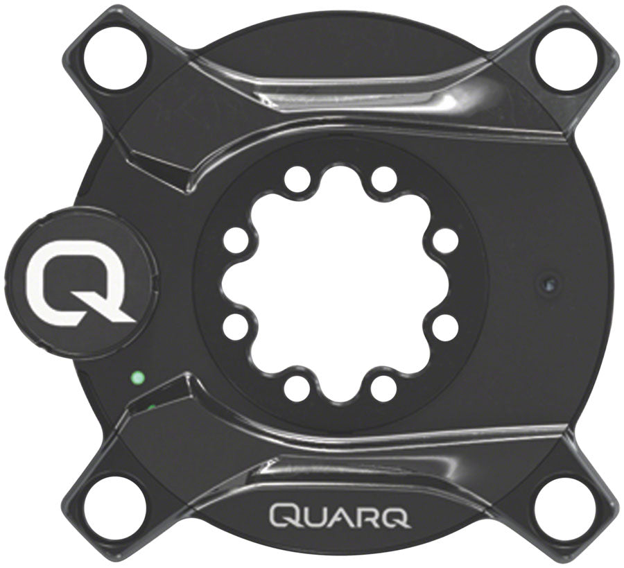 Quarq DZero XX1 Eagle AXS DUB Power Meter Spider - 104 BCD, 8-Bolt Crank Interface, Black