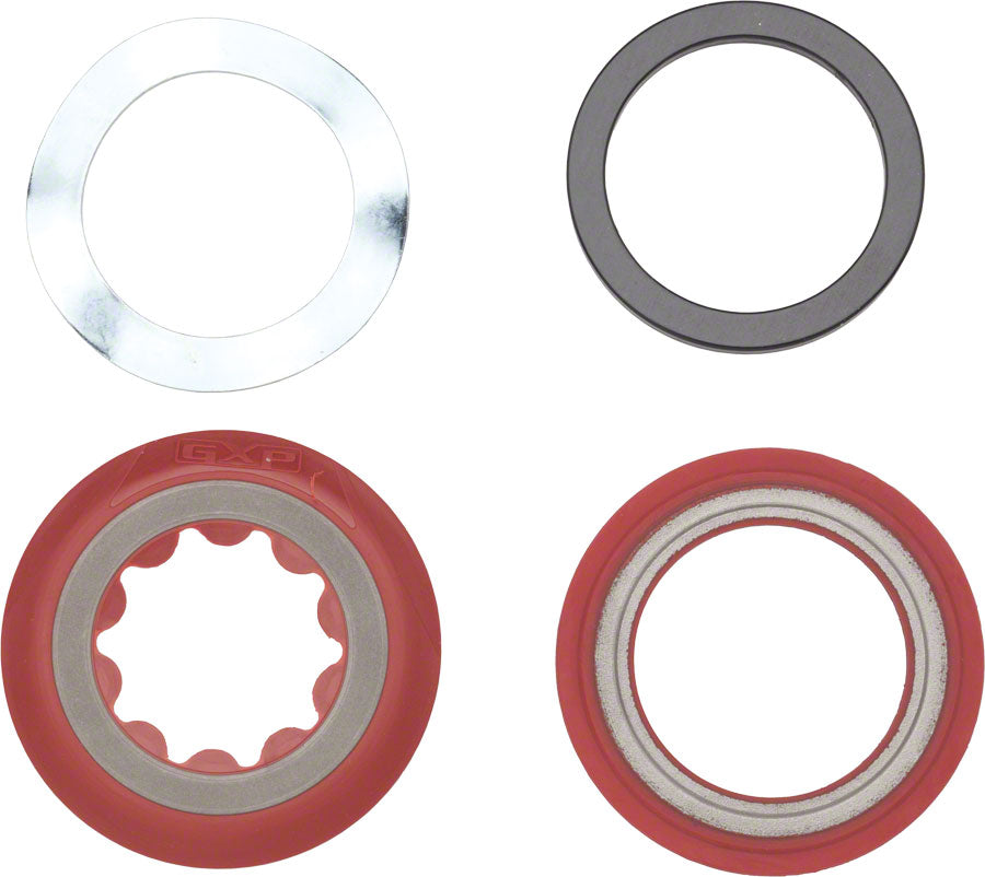 SRAM Shield and Wave Washer for PressFit GXP MTB Bottom Bracket MPN: 11.6415.007.010 UPC: 710845689024 Small Part Shield and Wave Washer