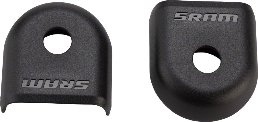 SRAM Crank Arm Boots (Guards) for XX1 and XO1 Eagle Cranks, Black, Pair
