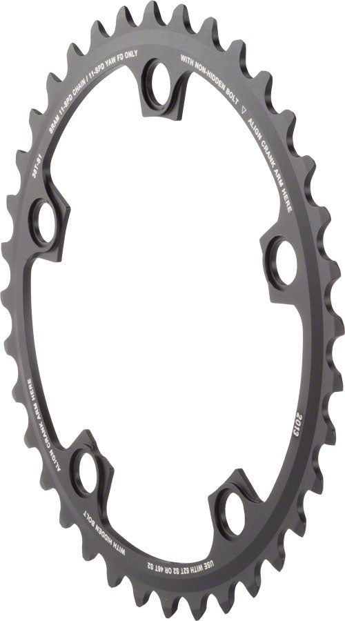 SRAM 11spd 36T 110mm Chainring Black