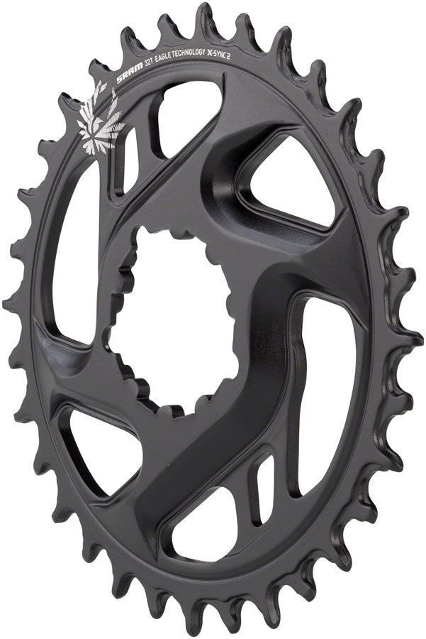 SRAM X-Sync 2 Eagle Cold Forged Direct Mount Chainring 32T 6mm Offset