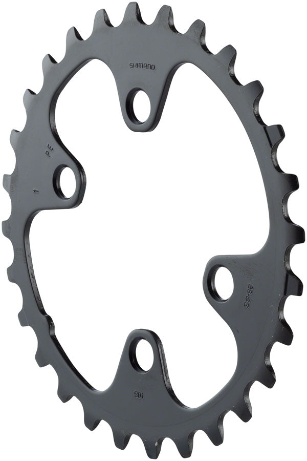 Shimano Deore FC-M6000 26T Chainring - 10 Speed, 64mm BCD, for 36-26T Set