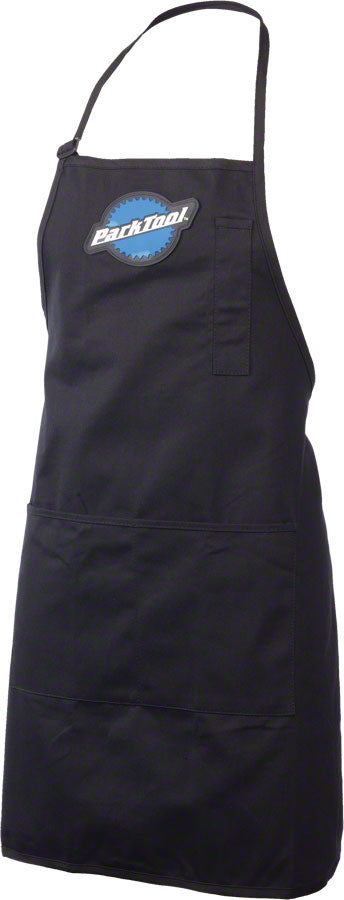 "Park Tool SA-1 Shop Apron: 30"" Long, Black MPN: SA-1 UPC: 763477006202 Apron Shop"