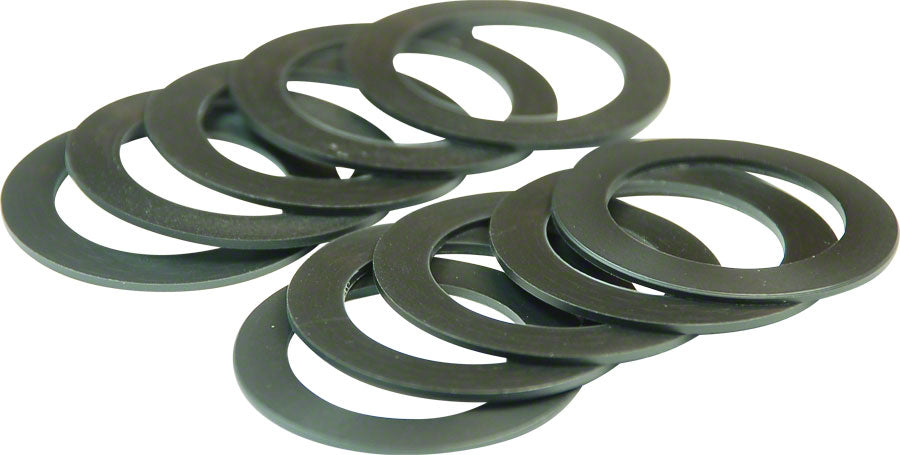 Wheels Manufacturing 1mm Spacers for 24mm Spindles Pack/10