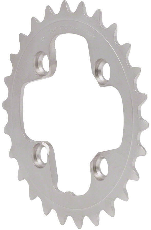 Shimano XTR M980 26t 64mm 10-Speed Inner Chainring for 38-26t Set MPN: Y1LR26000 UPC: 689228606029 Chainring XTR M980 10-Speed