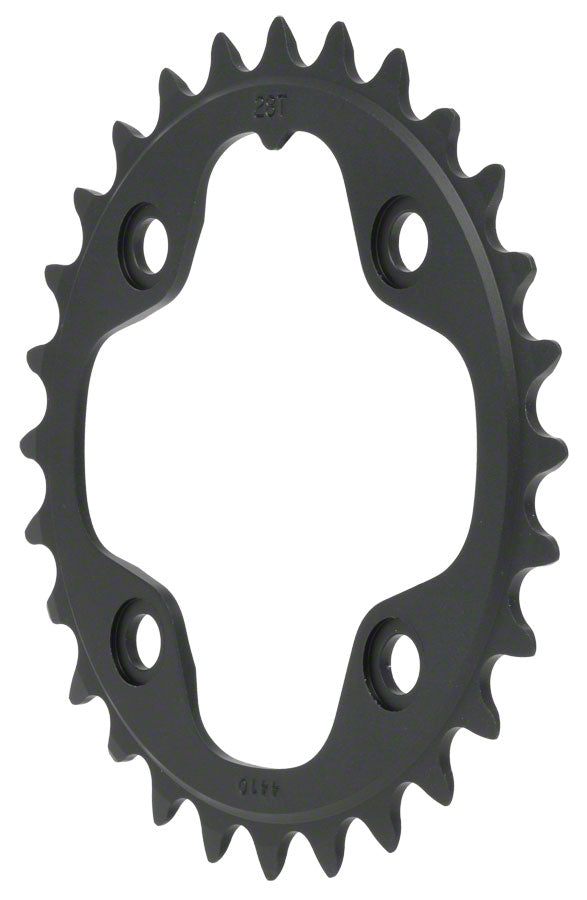 SHIMANO SLX M660 44T X 104MM 9-SPEED BICYCLE OUTER CHAINRING