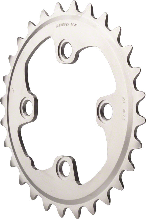 Shimano XT M785 28t 64mm 10-Speed AJ-type Inner Chainring