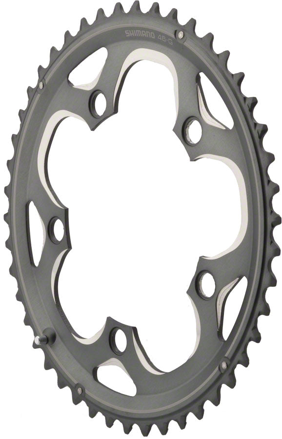 Shimano Cyclocross CX70 46t 110mm 10-Speed Chainring Gray MPN: Y1MR98050 UPC: 689228977501 Chainring Cyclocross CX70 10-Speed