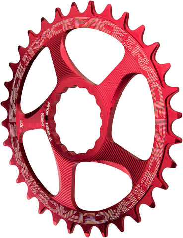 Chainring Red-Line 219 69 Teeth Red Anodized Aluminium