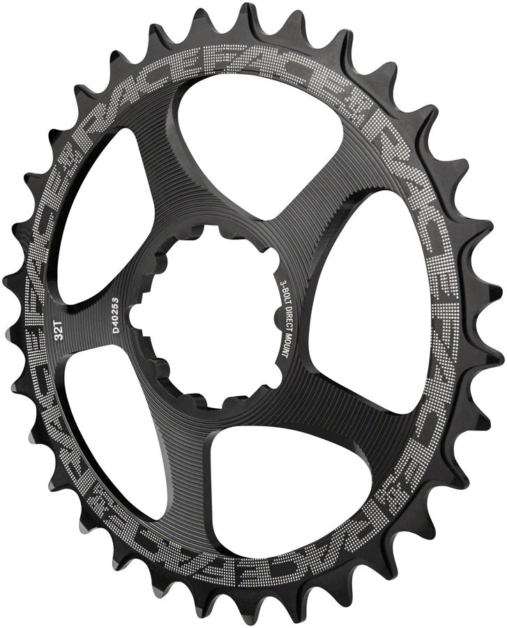 RACE FACE CINCH DIRECT MOUNT 30T BLUE ALLOY BICYCLE CHAINRING