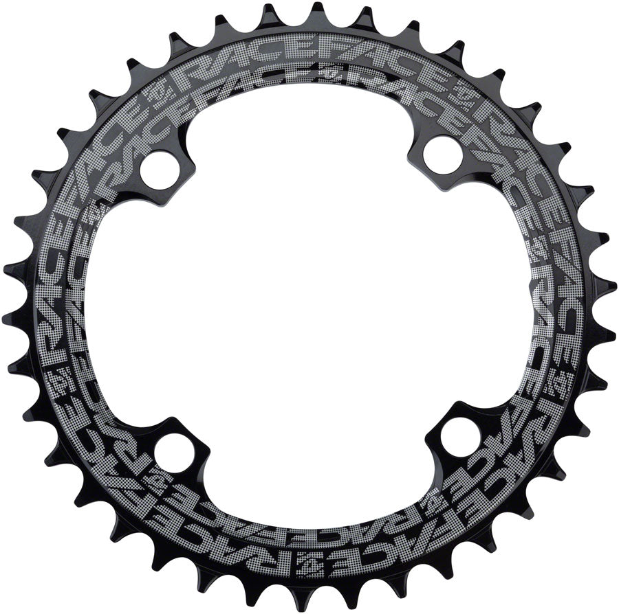 RaceFace Narrow Wide Chainring: 104mm BCD, 32t, Black - Chainring - Narrow Wide
