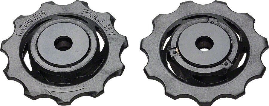 SRAM XX and 2008-13 X0 9 and 10 Speed Pulley Kit MPN: 11.7515.022.000 UPC: 710845604171 Pulley Assembly Pulley Assemblies