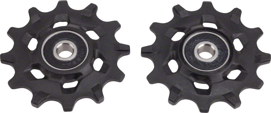 SRAM X-Sync Pulley Assembly, Fits X01, X01DH, X1, GX 1x11, NX, Force CX1, Force 1, Rival 1, Apex 1 Derailleurs MPN: 11.7518.032.000 UPC: 710845749629 Pulley Assembly Pulley Assemblies