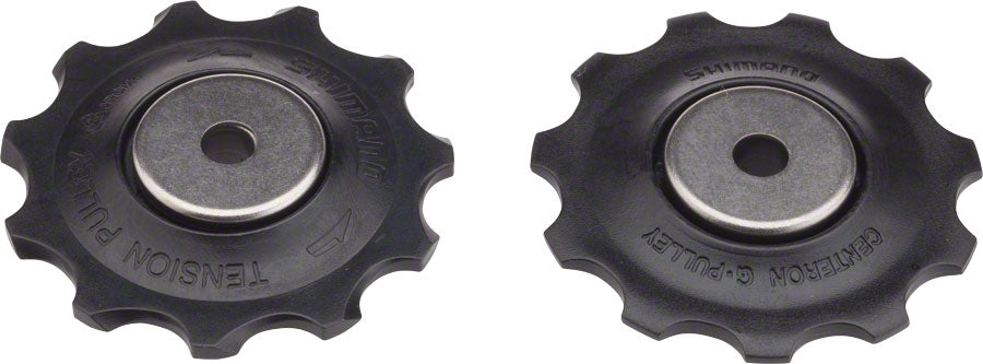Shimano SLX RD-M7000-10, RD-M663 10-Speed Rear Derailleur Pulley Set MPN: Y5XE98030 UPC: 689228583252 Pulley Assembly Pulley Assemblies