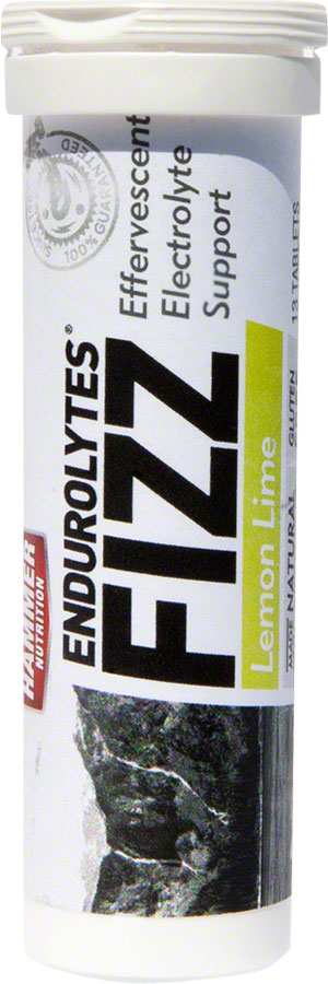 Hammer Endurolytes Fizz: Lemon Lime Box of 12 MPN: ELFLB UPC: 602059122995 Sport Hydration Endurolytes Fizz