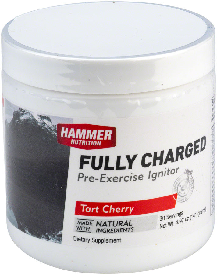 Hammer Fully Charged: Tart Cherry, 30 serving canister
