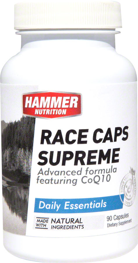 Hammer Race Caps Supreme: Bottle of 90 Capsules MPN: RCS UPC: 602059511904 Supplement and Mineral Race Capsules Supreme