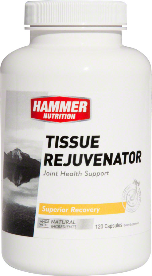 Hammer Tissue Rejuvenator: Bottle of 120 Capsules