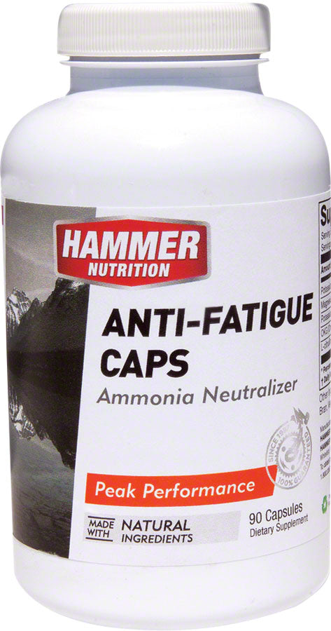 Hammer Anti-Fatigue: Bottle of 90 Capsules MPN: AF UPC: 602059541901 Supplement and Mineral Anti-Fatigue Capsules