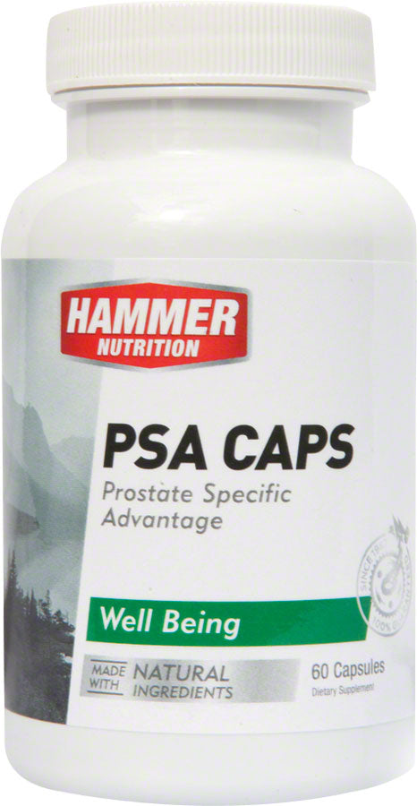Hammer PSA: Bottle of 60 Capsules MPN: PSA UPC: 602059545602 Supplement and Mineral PSA Capsules