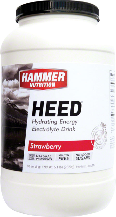 Hammer HEED Strawberry 80 serving