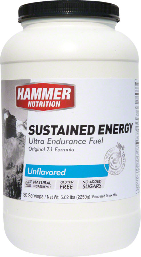 Hammer Sustained Energy: 30 Servings MPN: SE30 UPC: 602059301505 Sport Fuel Sustained Energy