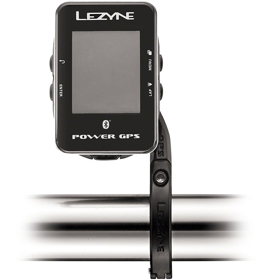 Lezyne GPS Cycling Computer Front Bar Mount CM - Computer Mount Kit/Adapter