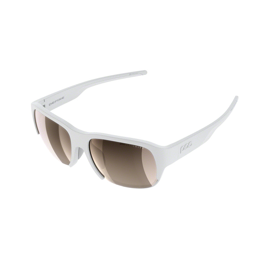POC Define Sunglasses - Hydrogen White, Brown/Silver-Mirror Lens