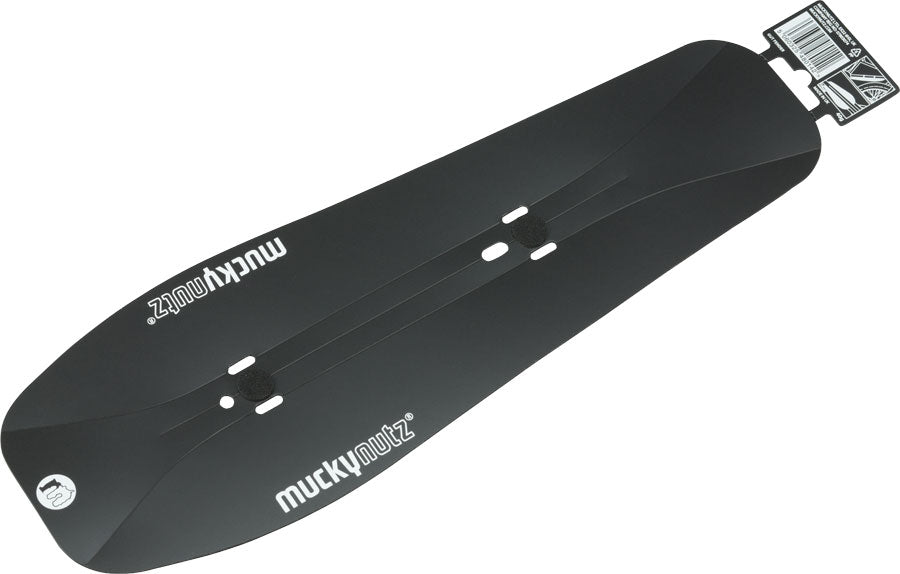 Mucky Nutz Gut Fender: Black MPN: MN0020 Clip-On Fender Gut