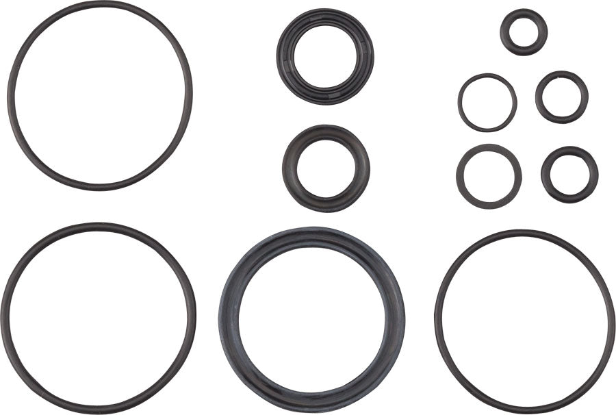 Fox DRCV RG Supplemental Seal Kit for use with the Booth Valve Rebuild Kit