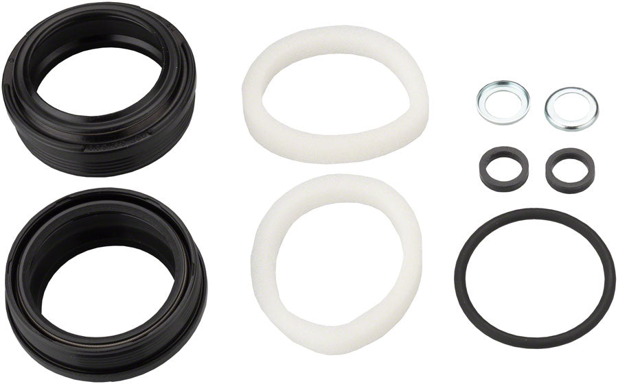 PUSH Industries Ultra Low Friction Fork Seal Kit, 2015-Current RockShox 32mm MPN: PFS-32-600-RS-PK UPC: 840031601681 Seal Kit Ultra Low Friction Seal Kit