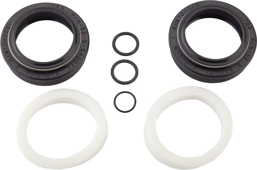 X-Fusion 34mm Lower Leg/Casting Seal Kit MPN: 42-SSFTC00-LEG-301 UPC: 856875002881