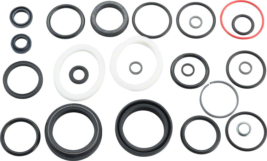 RockShox Yari Solo Air Basic Service Kit with Dust / O-ring Seals, Foam Rings