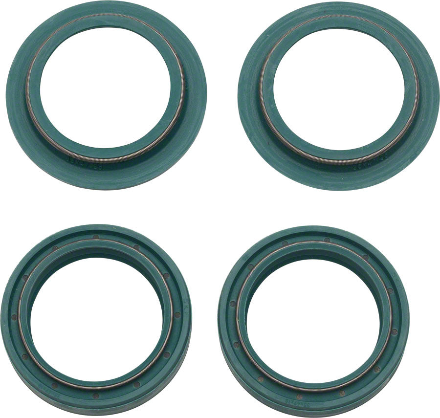 SKF Low-Friction Dust and Oil Seal Kit: Marzocchi 35mm, Fits 2008-2014 Forks MPN: MTB35M Seal Kit 35mm