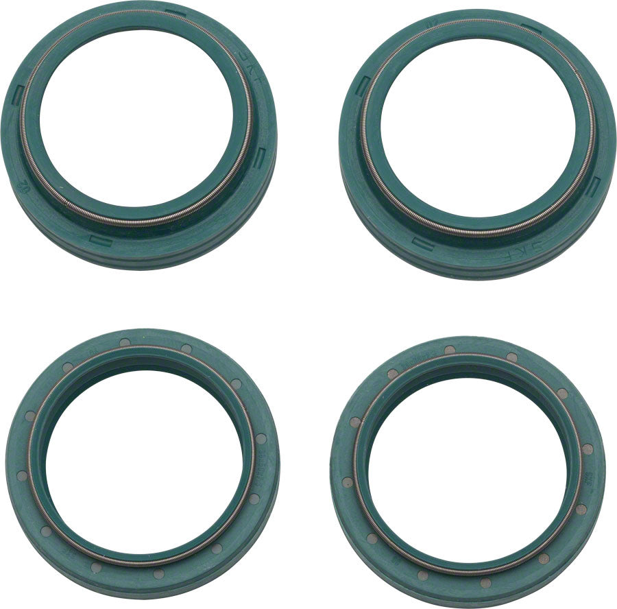 SKF Low-Friction Dust and Oil Seal Kit: RockShox 35mm, Fits 2008-Current Forks MPN: MTB35RPRES Seal Kit 35mm