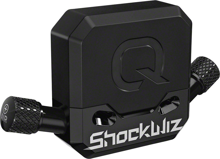 Quarq Shockwiz Suspension Tuner - BlueTooth Enabled Tuning Device for Air-Sprung Forks and Rear Shocks
